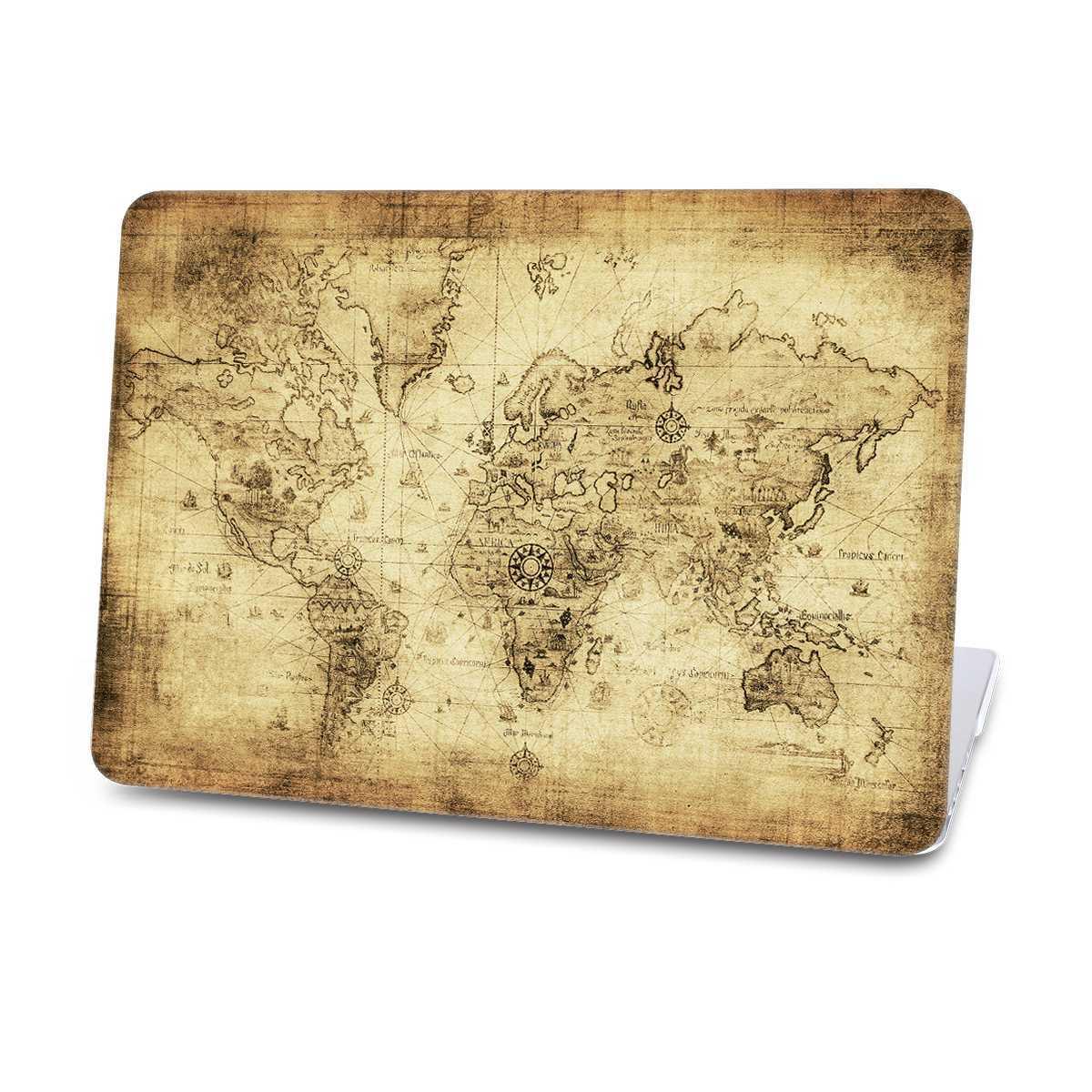 Worldmap macbook case mbb04 2399 macbook case and decals worldmap macbook case gumiabroncs Choice Image