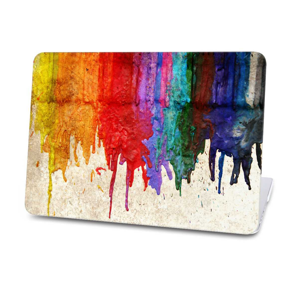 paint macbook case