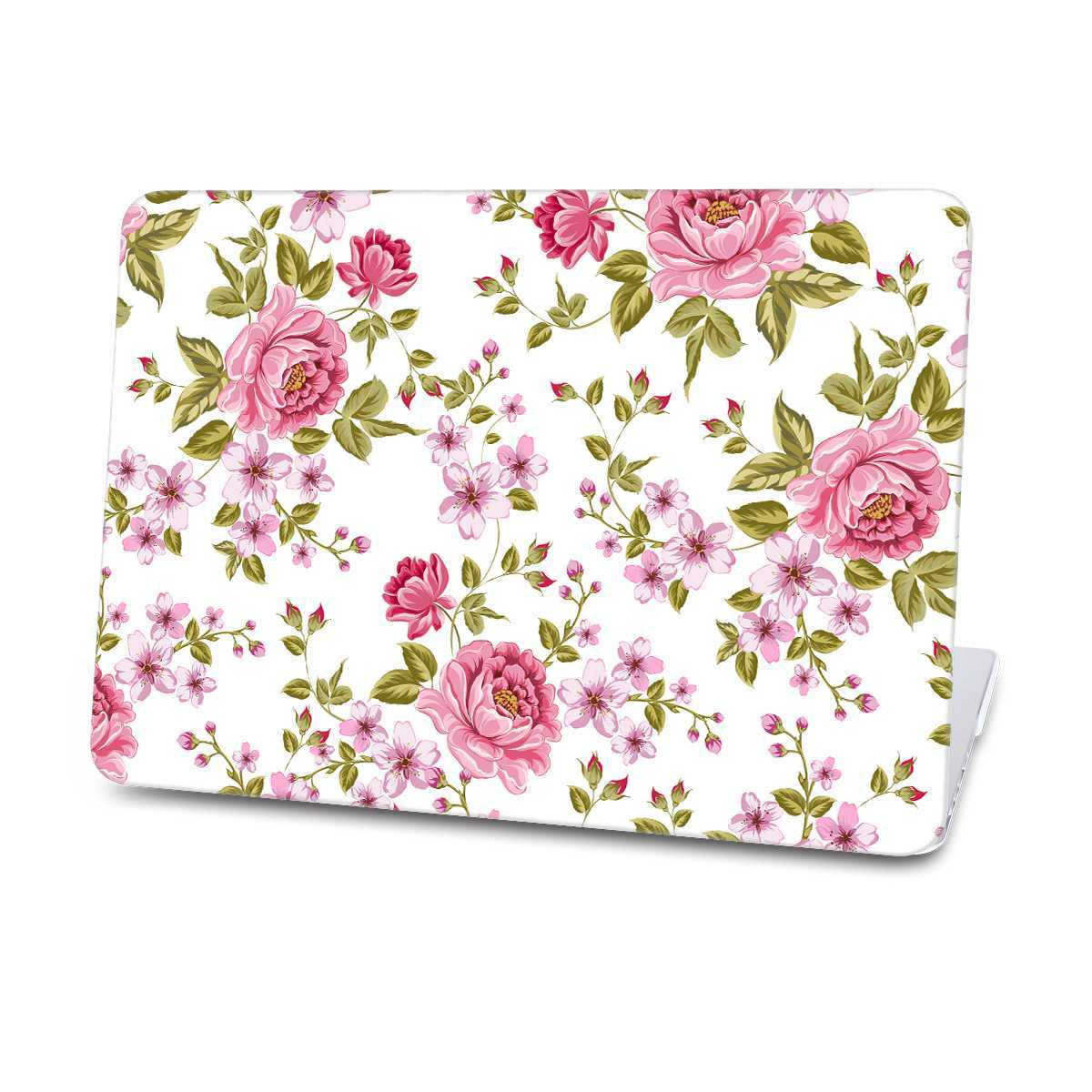 flower macbook case