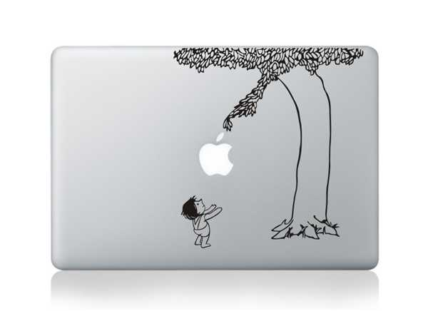 boy tree macbook decals