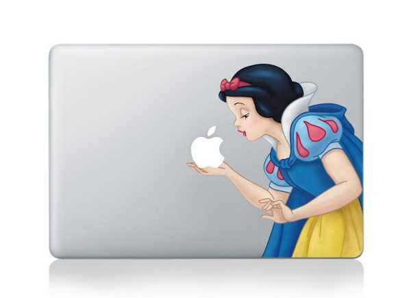 SN macbook decals