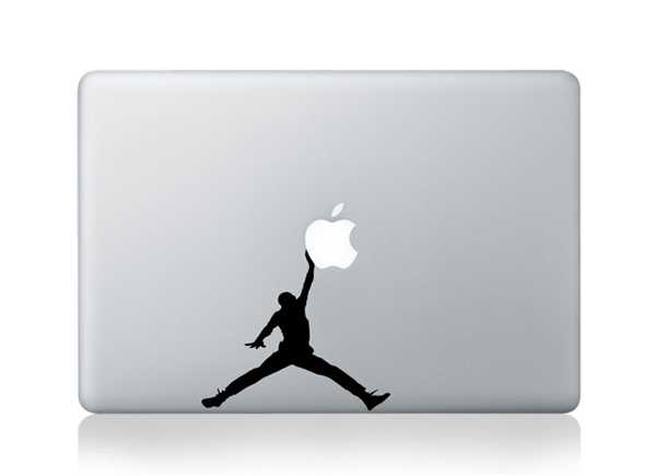 sports macbook decals