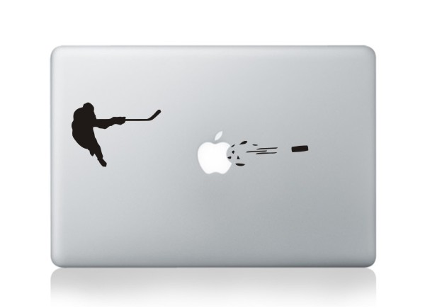 Blow macbook decals