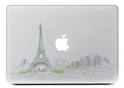 tower macbook decals