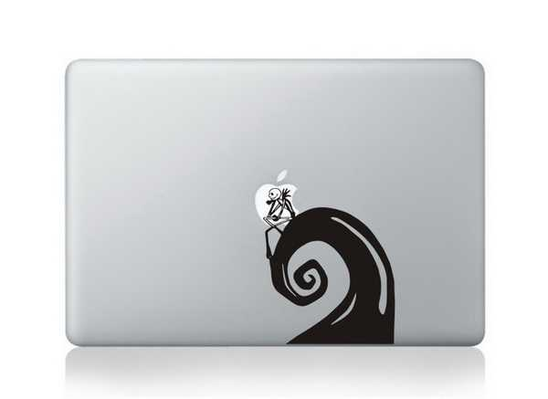 lonely macbook decals