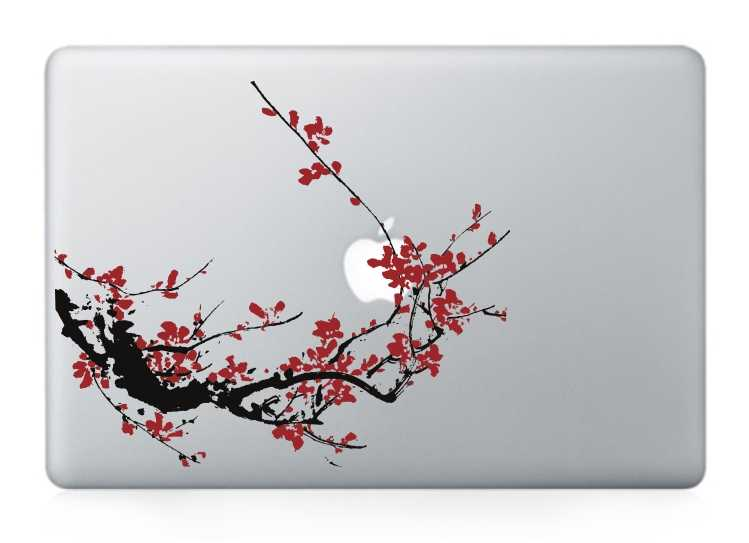 club macbook decals