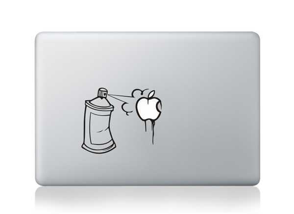 extinguisher macbook decals