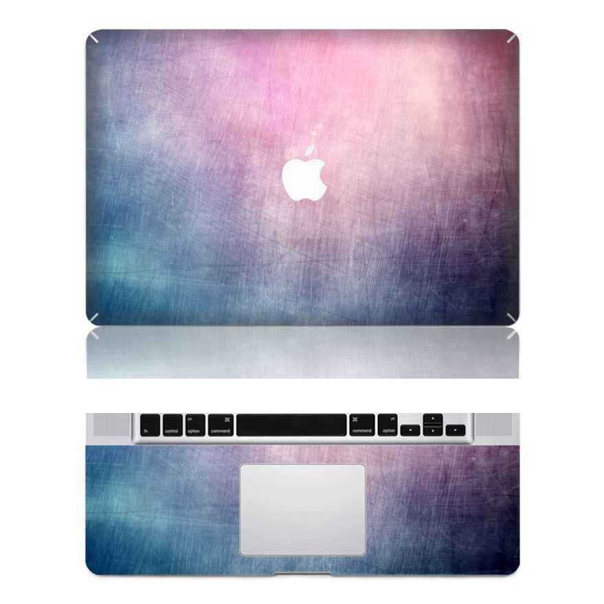 color macbook skin decal