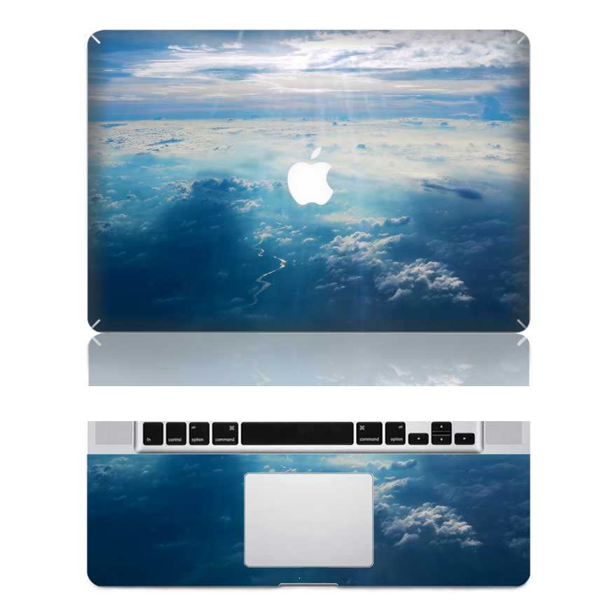 sky macbook skin decal