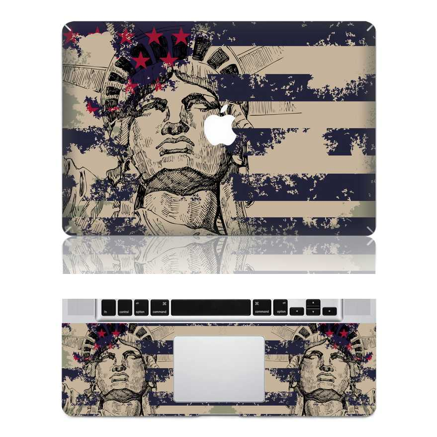 US macbook skin decal