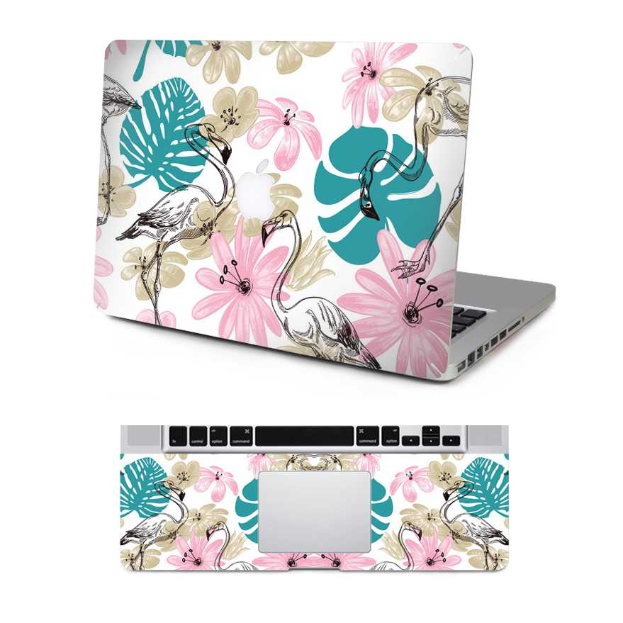 crane macbook skin decal