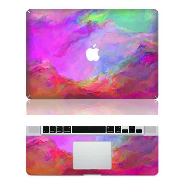 mountain macbook skin decal