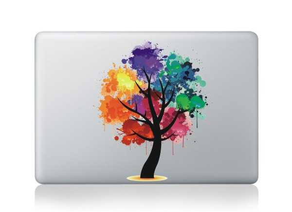 color tree macbook decals
