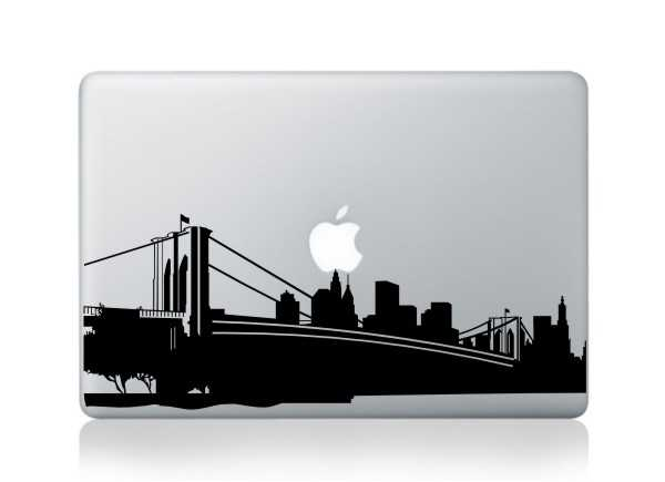 bridge macbook decals